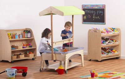 PlayScapes Mini Messy Play Zone
