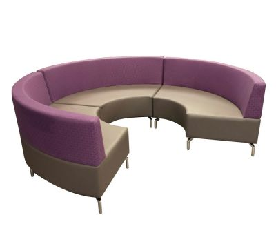 Zeta Curved Seating Range