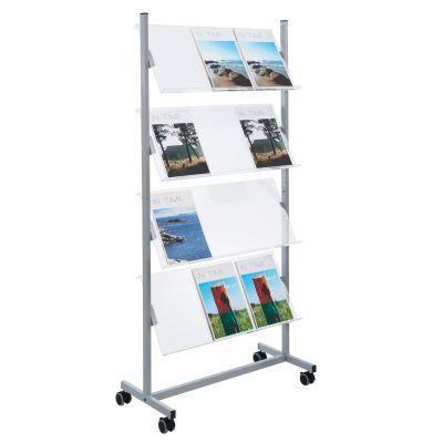 New Quatro premier literature stand