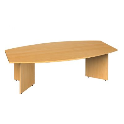Oval End Boardroom Table