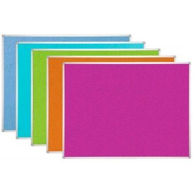 ColourPlus Aluminimum Framed Noticeboard