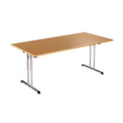 Space Saving Folding Table Rectangular