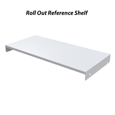 Roll Out Reference Shelf