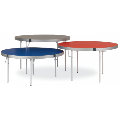 Spaceright Fast Fold Round Tables