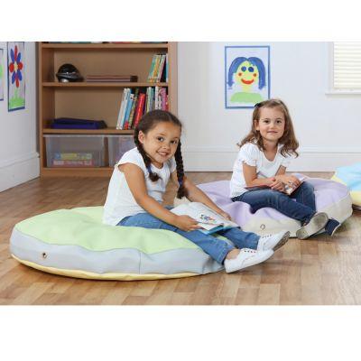 Sagbag Giant Round Cushions