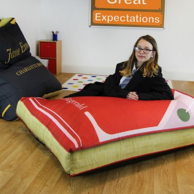 Classic Secondary Book Bean Bags