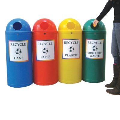 Slimline Classic Recycling Bins