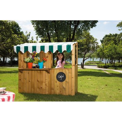 Outdoor Snack Bar