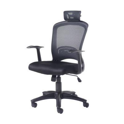 Solar Mesh Operator Chair