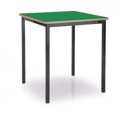 Newport PVC Edge Square Classroom Table - Fully Welded