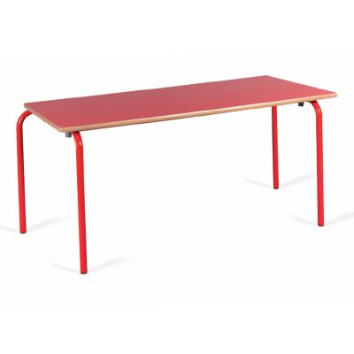 Standard Nursery Rectangular Table