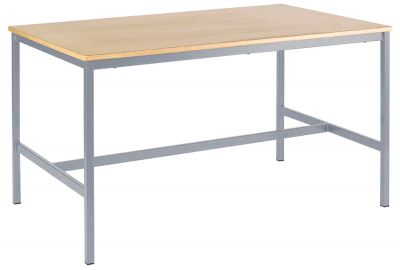 Art & Craft Table - Fully Welded 25mm H Frame