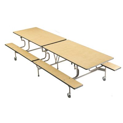 Sico Folding Dining Table with Bench