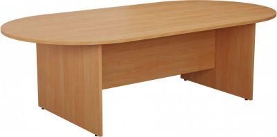 Innovate Oval Boardroom Table