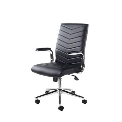 Tobago Leather Faced Executive Chair