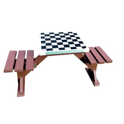 Two Seater Chess Table