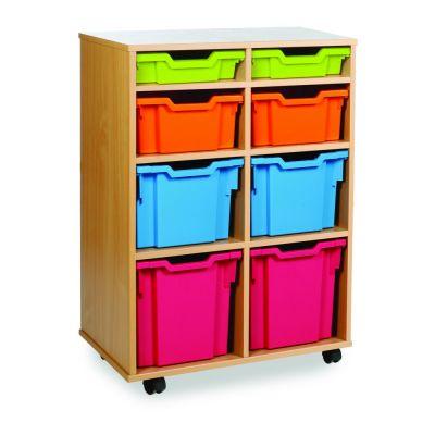 12 Variety Tray Storage Units