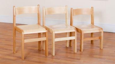 TUF Class Wooden Chair
