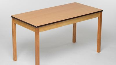 Wooden Rectangular Tables