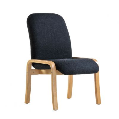 Simba Wooden Frame Reception Chair