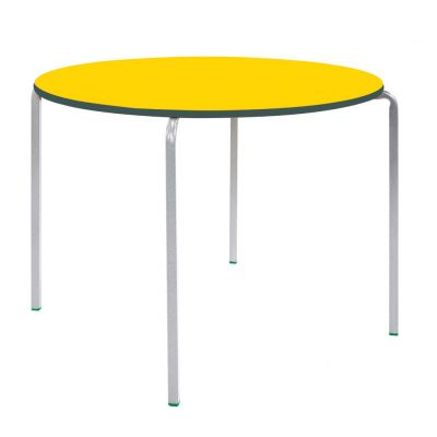 Sherwood PU Circular Table