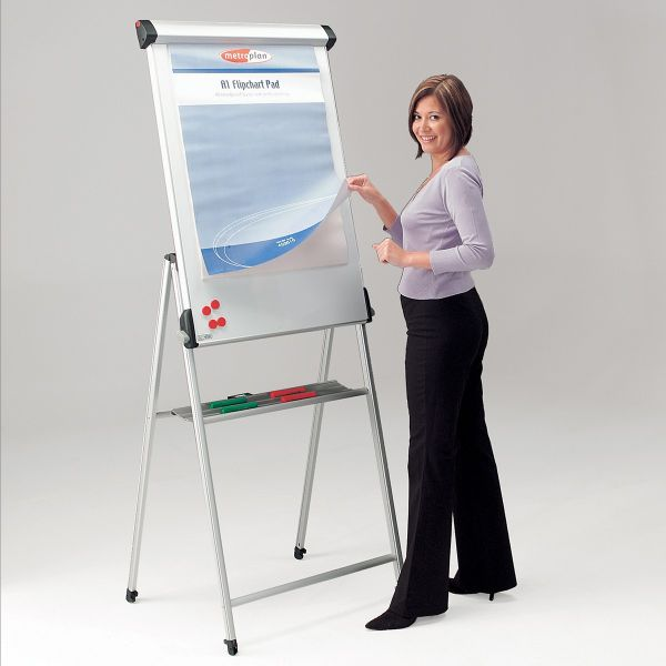 Conference Pro Flip Chart Easel
