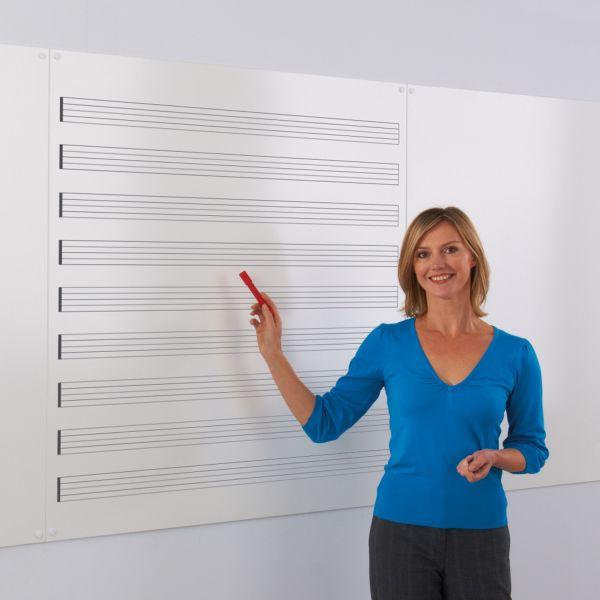 WriteOn Printed Modular Whiteboard