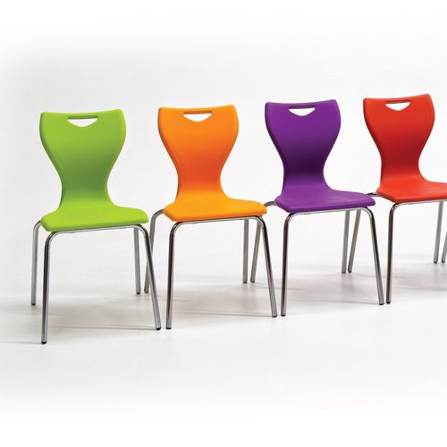 EN 4 Leg Classroom Chair