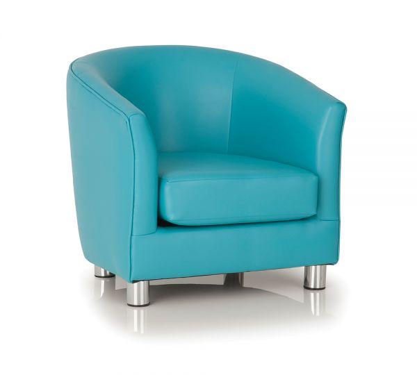 Tub Chair Aqua