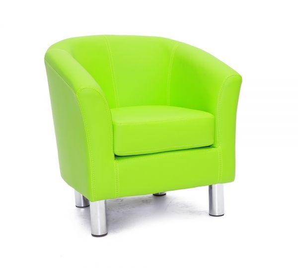 Tub Chair Lime