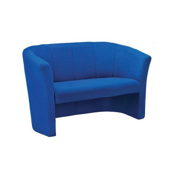 Designer Tub Sofa Royal Blue