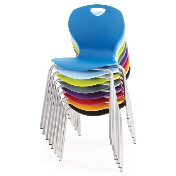 EVO 4 Leg Stacking Chair