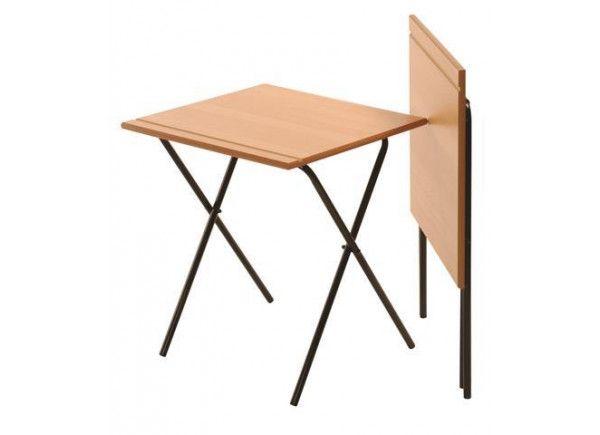 Economy Folding Exam Desks - 15mm Top