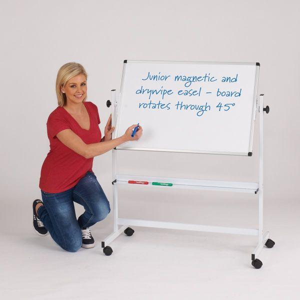 Junior Mobile Tilting Whiteboard