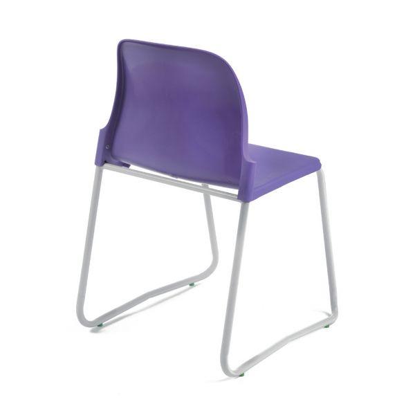 Masterstack Skid Frame Chair