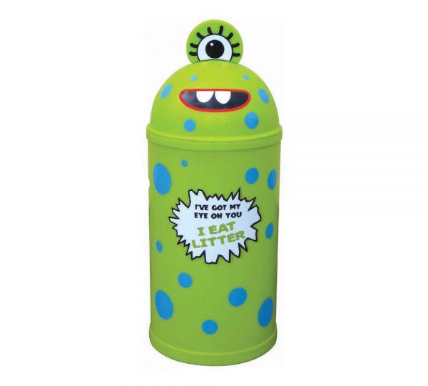 Monster Bin Green