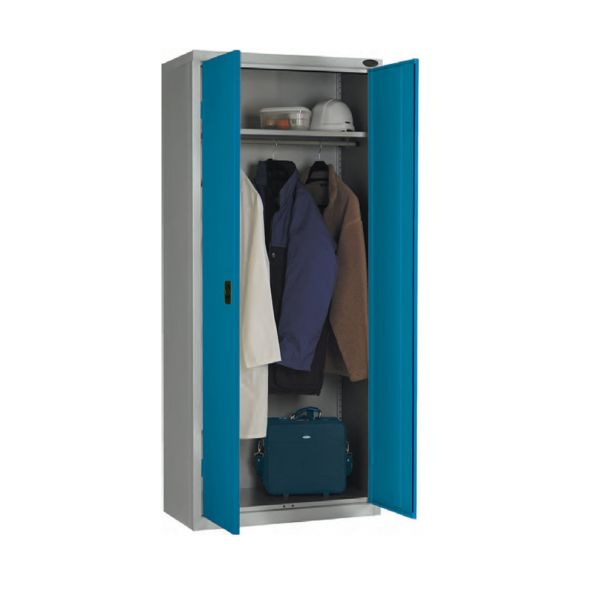 Heavy Duty Steel Wardrobe Cupboard
