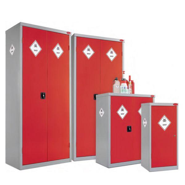 Toxic Lockers