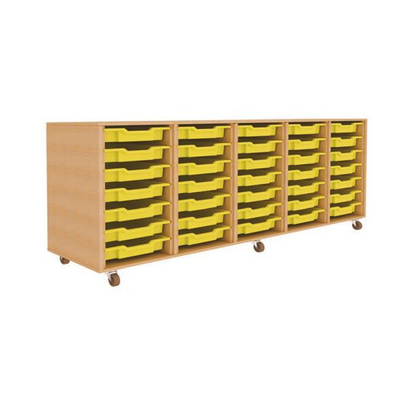 Quintet Column Storage Unit