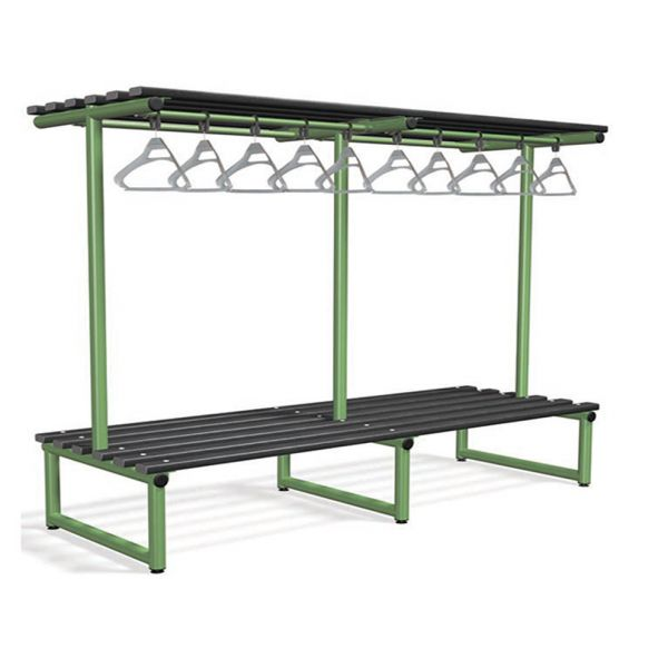 Double Sided Hanging Bench
