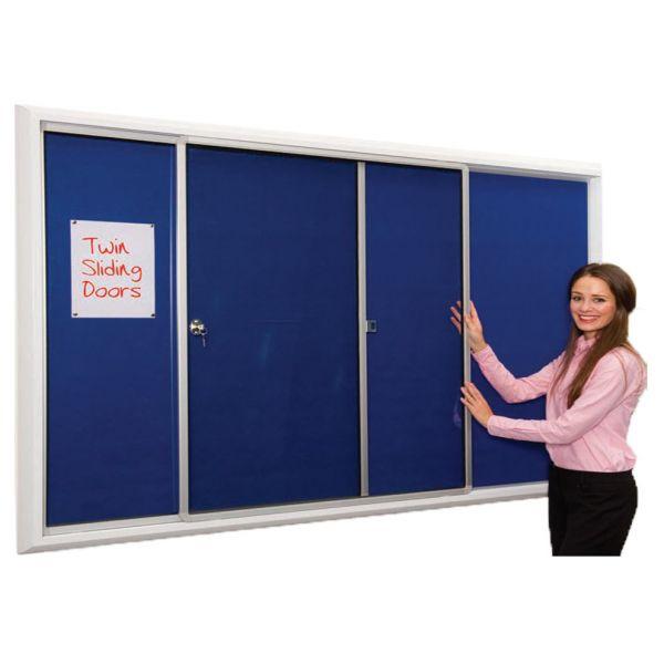 Safety Locking Noticeboards