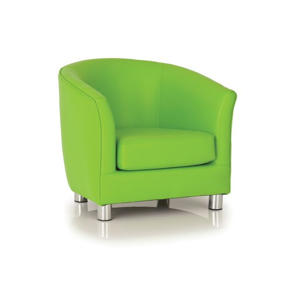 Tub Chair Lime