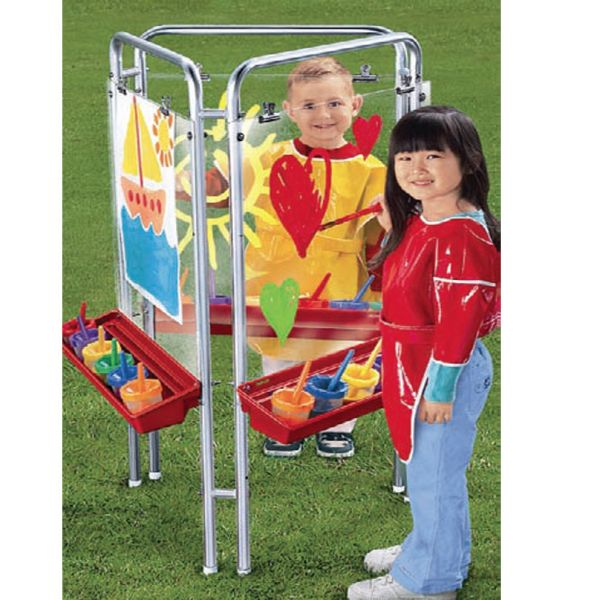 3 Sided Indoor/Outdoor Easel