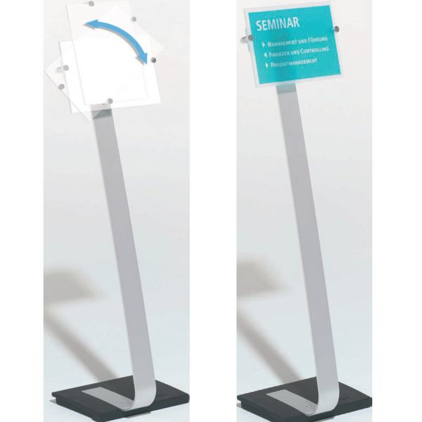Crystal Sign Stand