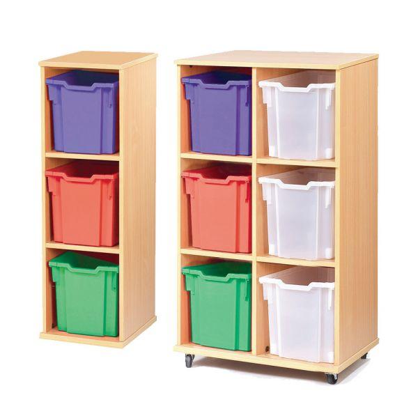 Tray Storage Units