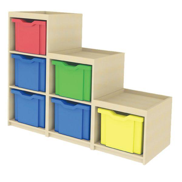 Cube - Tray Storage Units