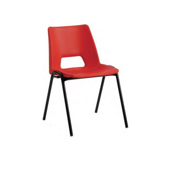 Advanced Classroom Chair Red