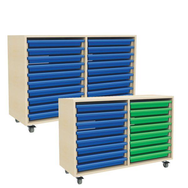 A3 Art Paper Tray Units