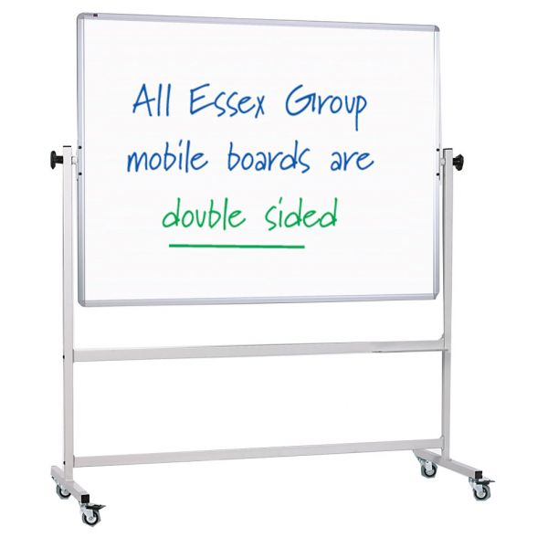 Non Magnetic Mobile Whiteboard
