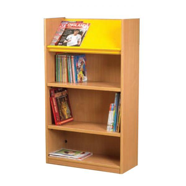 Nexus 704mm Wide Display Top Bookcase